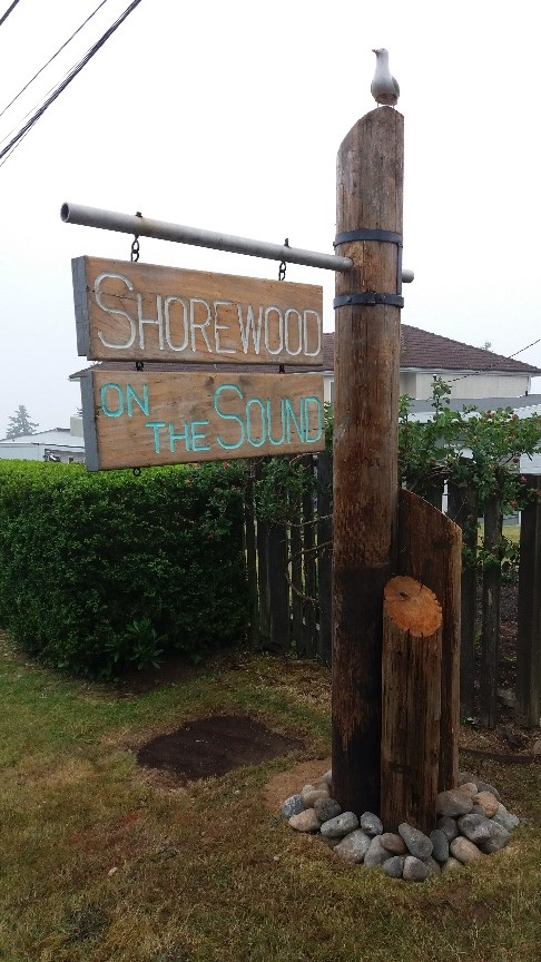 Shorewood Sign