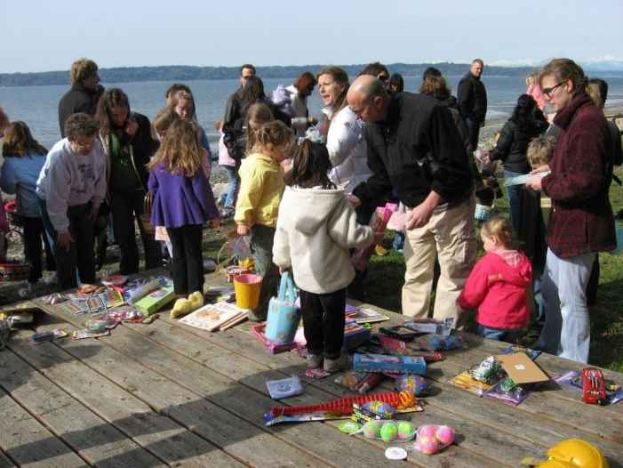2008 Easter Egg Hunt