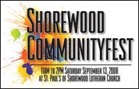 Communityfest flier