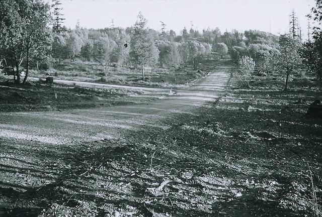 Early photo of Shorewood